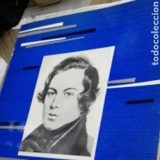 Partituras musicales: PARTITURA PIANO.SCHUMANN ALBUM. Lote 131450086