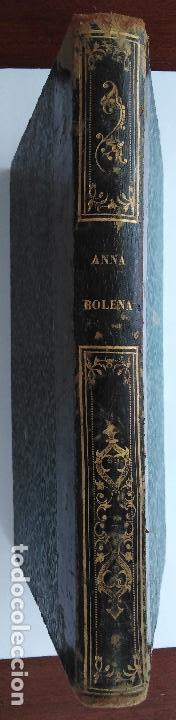 Partituras musicales: DONIZETTI: ANNA BOLENA. PARTITURA DE CANTO Y PIANO. (PARÍS, 1859) - Foto 10 - 131791218