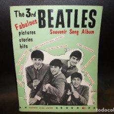 Partituras musicales: 1965 LIBRO DE PARTITURA THE BEATLES SOUVENIR SONG ALBUM - LONDON. Lote 132775098