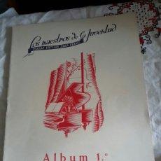 Partituras musicais: LOS MAESTROS DE LA JUVENTUD, PIEZAS FÁCILES PARA PIANO DE 1966. Lote 135813278
