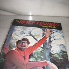 Partituras musicales: CATALOGO PARTITURAS THE ROLF HARRIS SONG BOOK. Lote 140740594