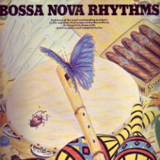 Partituras musicales: BOSSA NOVA RHYTHMS - PARTITURAS. Lote 143666262
