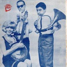 Partituras musicales: VESIV PARTITURA LOS 3 SUDAMERICANOS LILI Y CUMBI YE YE. Lote 145869054