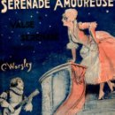 Partituras musicales: WORSLEY : SERENADE AMOUREUSE (IBERIA MUSICAL, 1916) CUBIERTA MODERNISTA DE UTRILLO. Lote 145911754