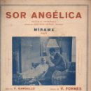 Partituras musicales: MÍRAME VALS - DEL FILM SOR ANGÉLICA (BOILEAU, 1934). Lote 145915290