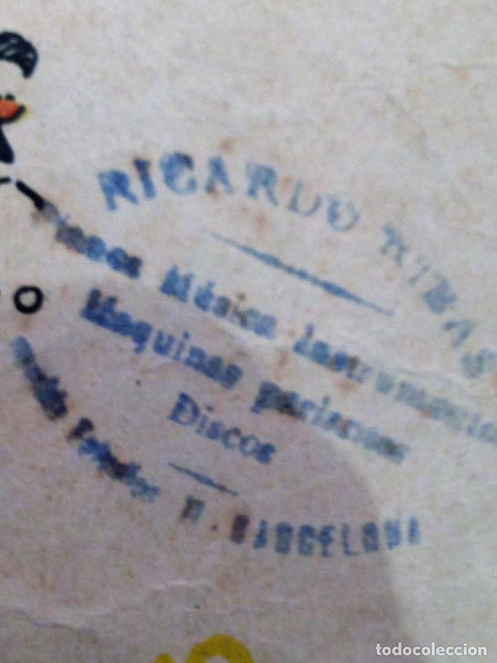 Partituras musicales: LA SARDANA DELS POMELLS DE JOVENTUT - JM GASSO - EDIT - LA SARDANA POPULAR - Foto 5 - 146575246