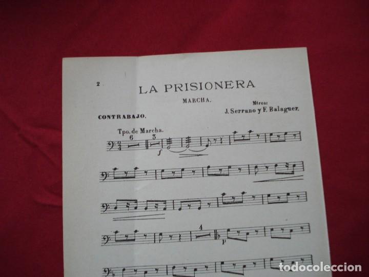 Partituren: PARTITURAS LA PRISIONERA - Foto 5 - 147279646