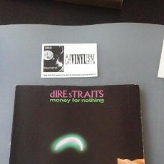 Partituras musicales: DIRE STRAITS - MONEY FOR NOTHING - LIBRO DE PARTITURAS Y LETRAS DE CANCIONES. Lote 154505506