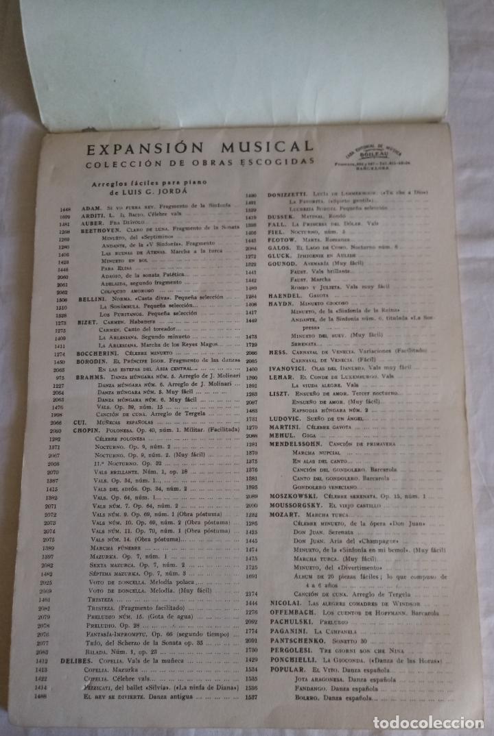 Partituras musicales: WOHLFARHRT - EL AMIGO DE LOS NIÑOS - OP 87 - PIANO A 4 MANOS - Foto 3 - 155365598