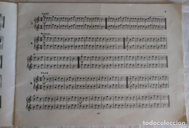 Partituras musicales: WOHLFARHRT - EL AMIGO DE LOS NIÑOS - OP 87 - PIANO A 4 MANOS - Foto 6 - 155365598