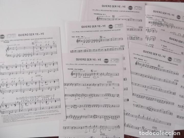 Partituras musicales: QUIERO SER YE-YE / OLGA (Chan y Chevy) - Foto 2 - 155512578