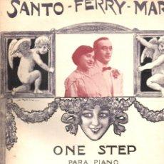 Partituras musicales: BARTOLI : SANTO FERRY MARCH (IBERIA). Lote 156599658