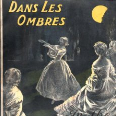 Partituras musicales: HERMAN FINK : DANS LES OMBRES (SALABERT, PARIS, 1910). Lote 156600114