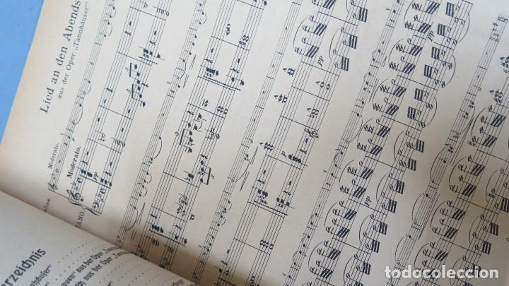 Partituras musicales: WAGNER-ALBUM FUR VIOLINE UND KLAVIER - Foto 3 - 159275126