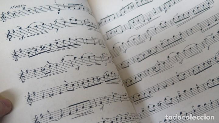 Partituras musicales: LEICHTE KONZETE. SCHULER KONZERTE FUR VIOLINE UND PIANO - Foto 2 - 159275542