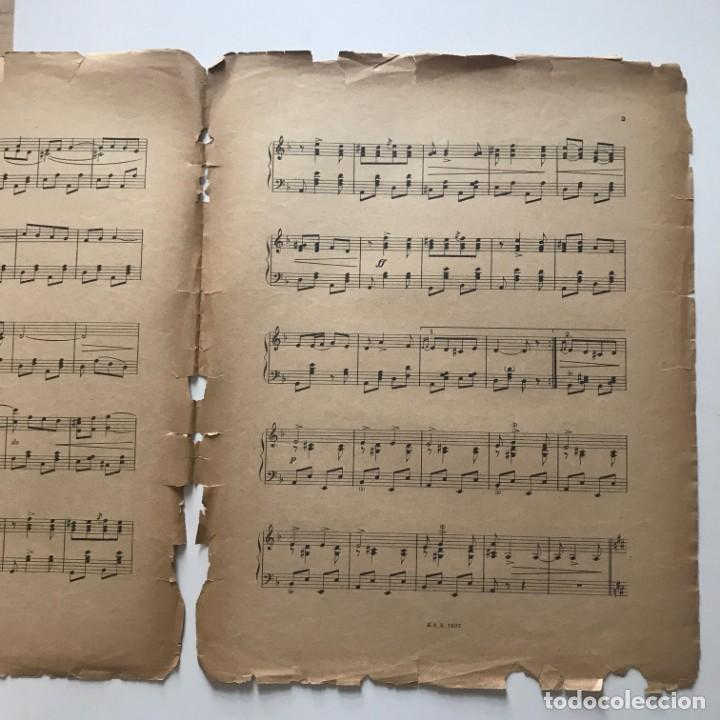 Partituras musicales: Cordoba. paso doble flamenco 27,4x35 cm - Foto 5 - 159388378