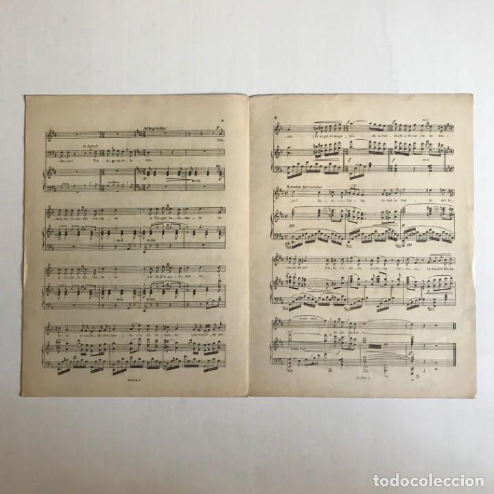 La dolorosa. Zarzuela en dos actos. José Serrano 24,5x32,6 cm - 159391326