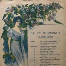 Partituras musicales: CARABANCHEL. SCHOTIS MADRILEÑO 24,4X33,8 CM. Lote 159413542
