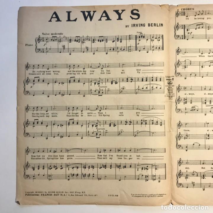 Always. Waltz Song 26,8x34,8 cm