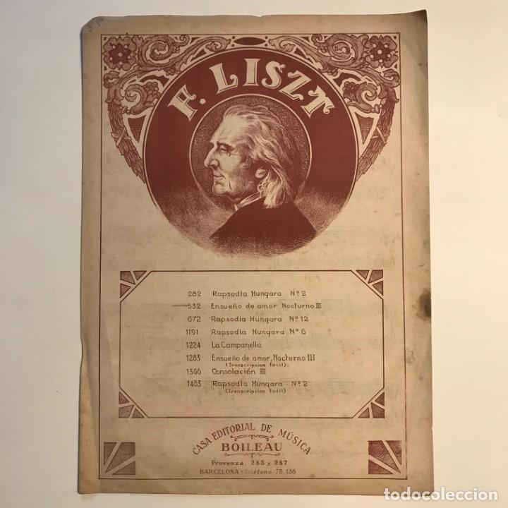 F- Liszt 23,6x32,5 cm