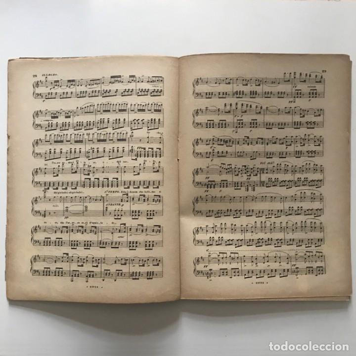 Lucrecia Borja. Opera de Cayetano Donizetti. Edición económica Ricordi.