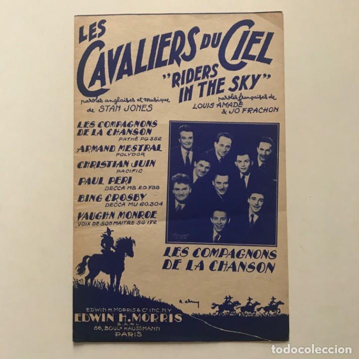 Les cavaliers du ciel 17,5x26,9 cm