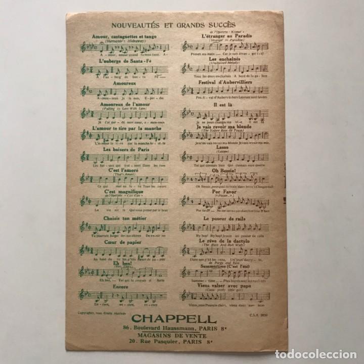 Partituras musicales: Le ptit renne au nez rouge 17,5x27,5 cm - Foto 4 - 159602850
