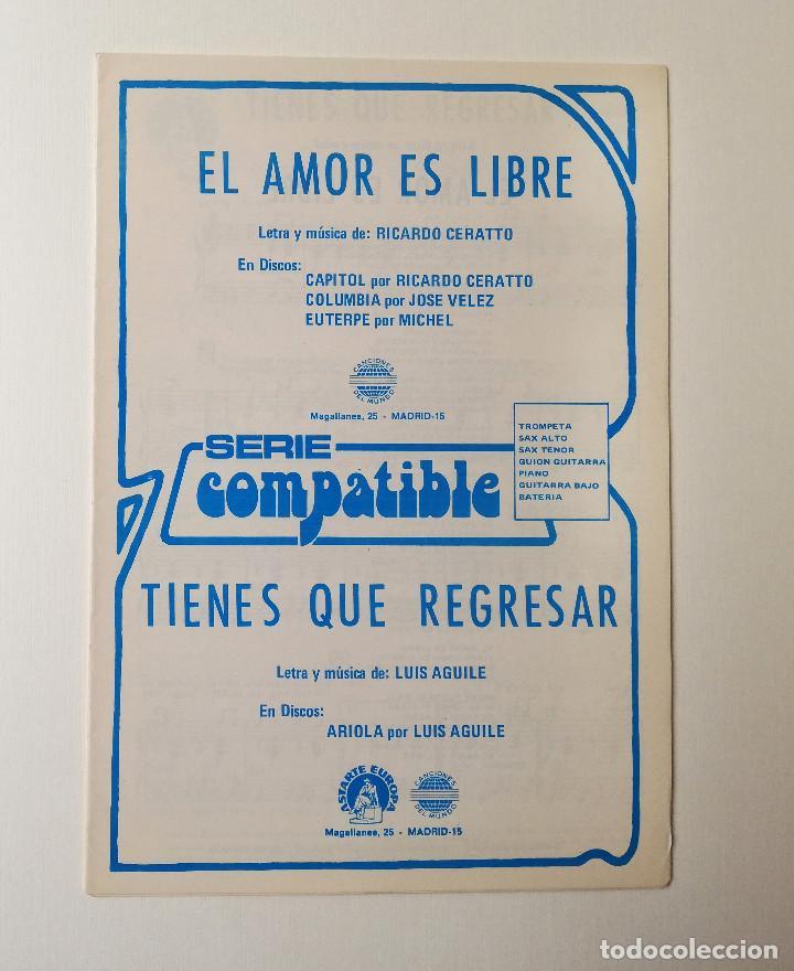 PARTITURAS.JOSE VELEZ /LUIS AGUILE (Música - Partituras Musicales Antiguas)