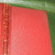 Partituras musicales: VOCALISES, MARCO BORDOGNI (TRES PARTITURAS EN UN VOLUMEN VER DESCRIPCIÓN) HACIA 1910. Lote 169302144