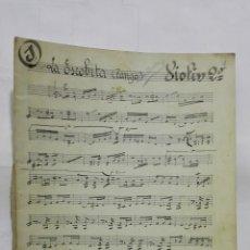Partituras musicales: ANTIGUA PARTITURA, LA ESCOBITA - TANGO, 8 PAGINAS. Lote 170355104