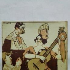 Partituras musicales: ANTIGUA PARTITURA, EL NIÑO JUDIO - ZARZUELA EN DOS ACTOS, MUSICA PABLO LUNA, 10 PAGINAS. Lote 170355316