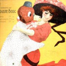 Partituras musicales: LERDO : BI BA BO - TWO STEP (SCHOTT, 1908). Lote 171231018