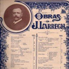 Partituras musicales: LARREGLA : VIVA NAVARRA (DOTESIO). Lote 171234027