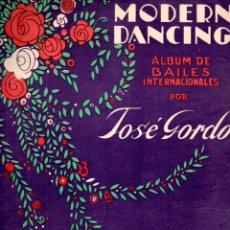 Partituras musicales: JOSÉ GORDO . MADRILEÑO PURO. Lote 171234290