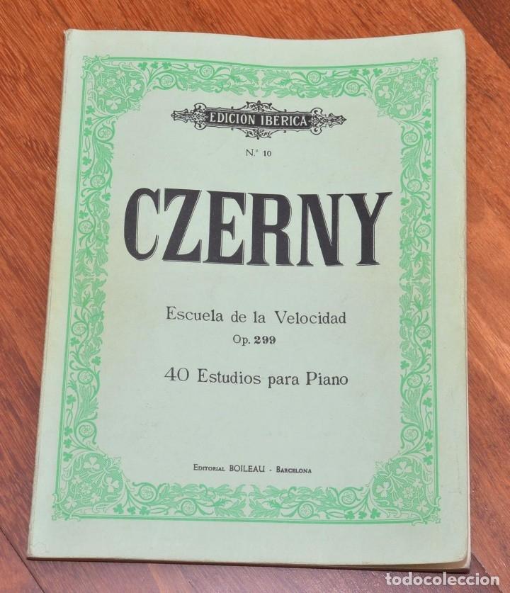 Partituras musicales: 8 LIBROS DE PIANO - CZERNY - WIRD - BEYER - HELLER - CRAMER - Foto 3 - 173942009