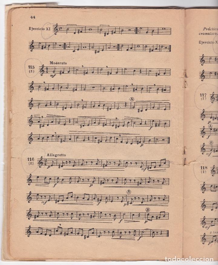 Partituras musicales: LAZ - METODO GRADUADO DE SOLFEO - LIBRO I - EDITORIAL BOILEAU - Foto 4 - 174140169