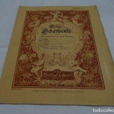 Partituras musicales: PARTITURA DREI MAZURKEN PIANOFORTE PHILIPP SCHARWENKA. Lote 175211264