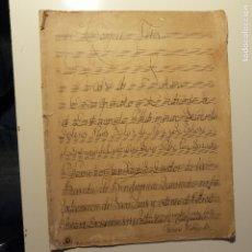 Partitions Musicales: HOGAR FELIS, VALS DE SALON POR JUAN VIÑOLO, DEDICADO A PEDRO PUIG QUEZADA. PUERTO RICO 1914. Lote 175752653
