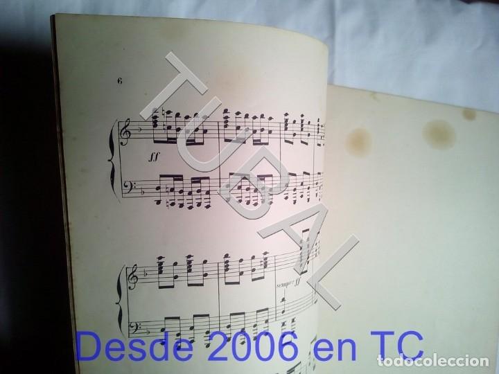Partituras musicales: TUBAL BENJAMIN GODARD 2 PARTITURAS PARA PIANO MUSICAL ANTIGUA ENVIO 2,35 € ORDINARIO PARA 2019 G5 - Foto 3 - 175764612