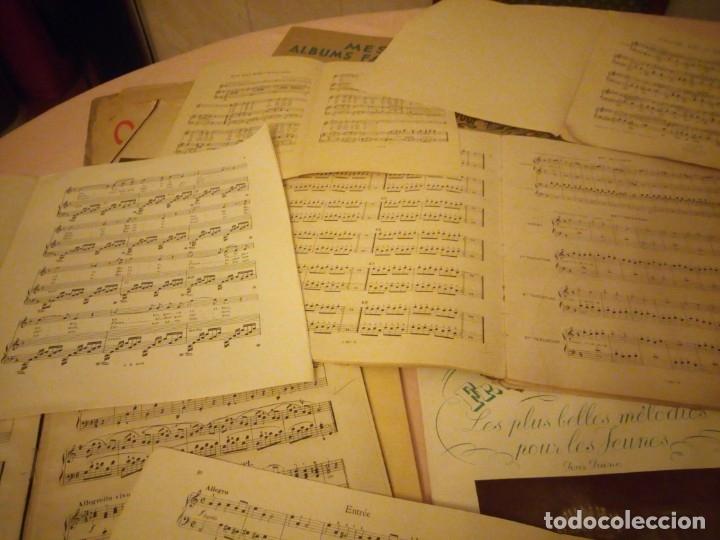 Partituras musicales: lote DE LIBROS DE MÚSICA PARA PIANO. DESDE 1920 - Foto 4 - 176862055