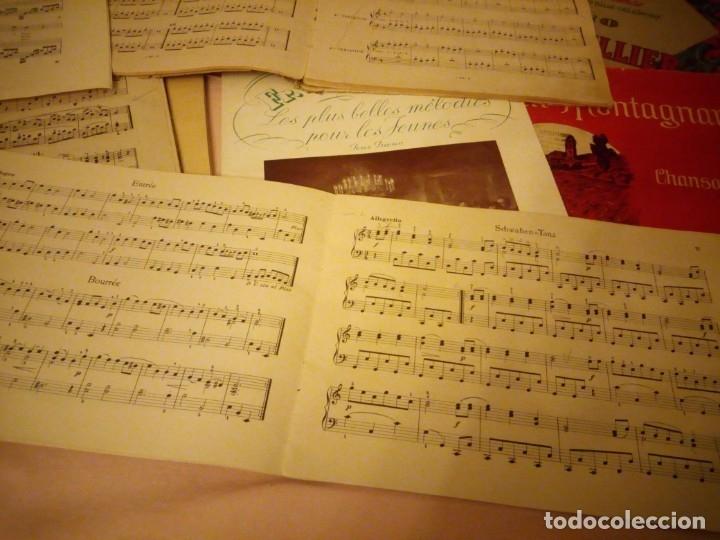 Partituras musicales: lote DE LIBROS DE MÚSICA PARA PIANO. DESDE 1920 - Foto 5 - 176862055