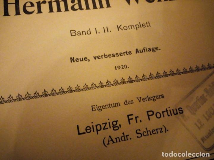 Partituras musicales: lote DE LIBROS DE MÚSICA PARA PIANO. DESDE 1920 - Foto 9 - 176862055