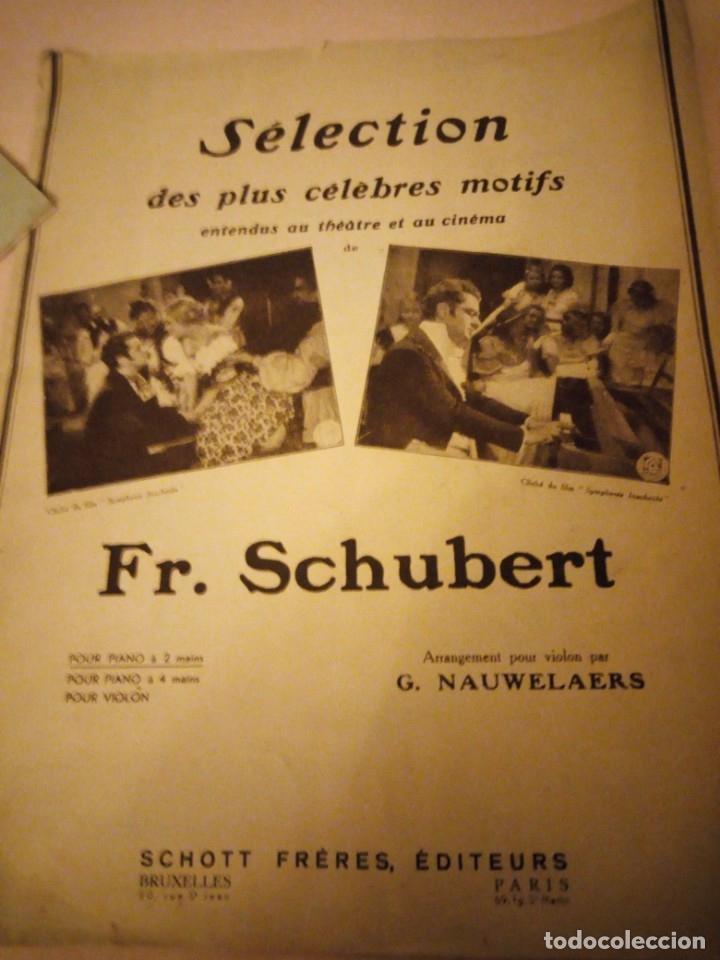 Partituras musicales: lote DE LIBROS DE MÚSICA PARA PIANO. DESDE 1920 - Foto 10 - 176862055