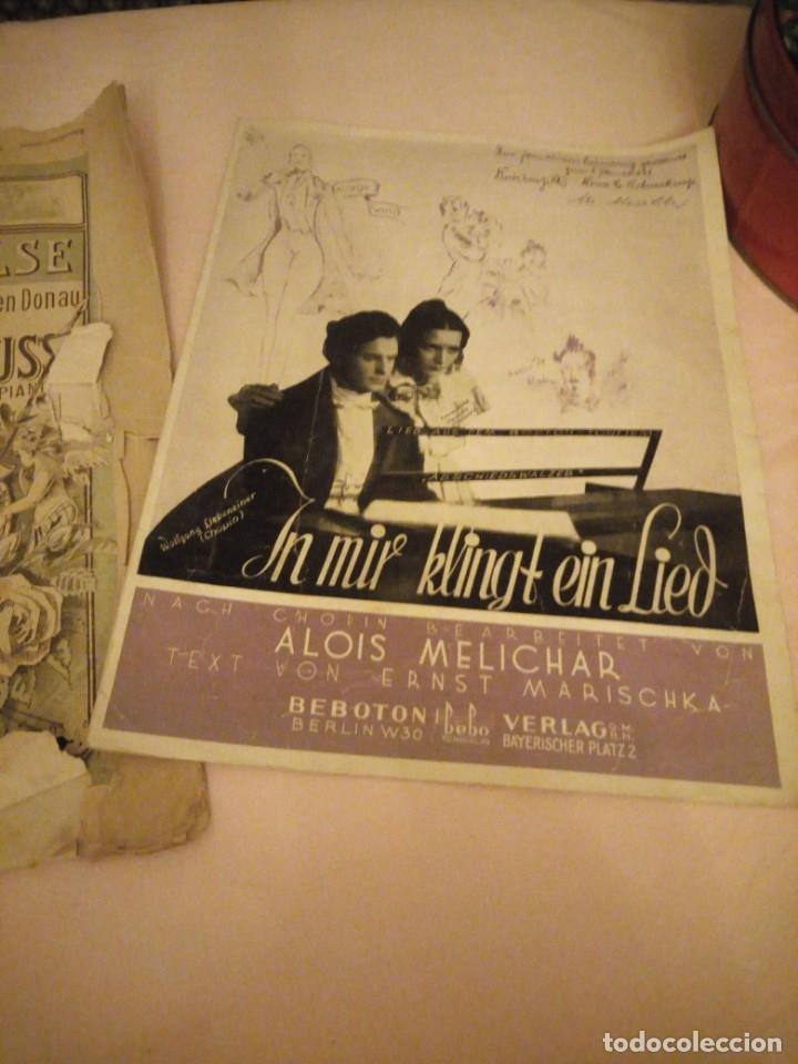 Partituras musicales: lote DE LIBROS DE MÚSICA PARA PIANO. DESDE 1920 - Foto 13 - 176862055