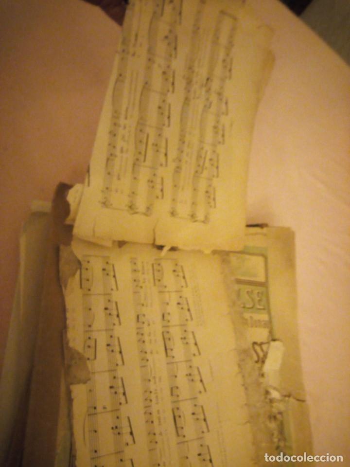 Partituras musicales: lote DE LIBROS DE MÚSICA PARA PIANO. DESDE 1920 - Foto 15 - 176862055