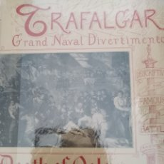 Partituras musicales: TRAFALGAR - GRAND NAVAL DIVERTIMENTO - DESCRIPTIVE OF THE FAMOUS BATTLE AND THE DEATH OF NELSON - . Lote 177300585