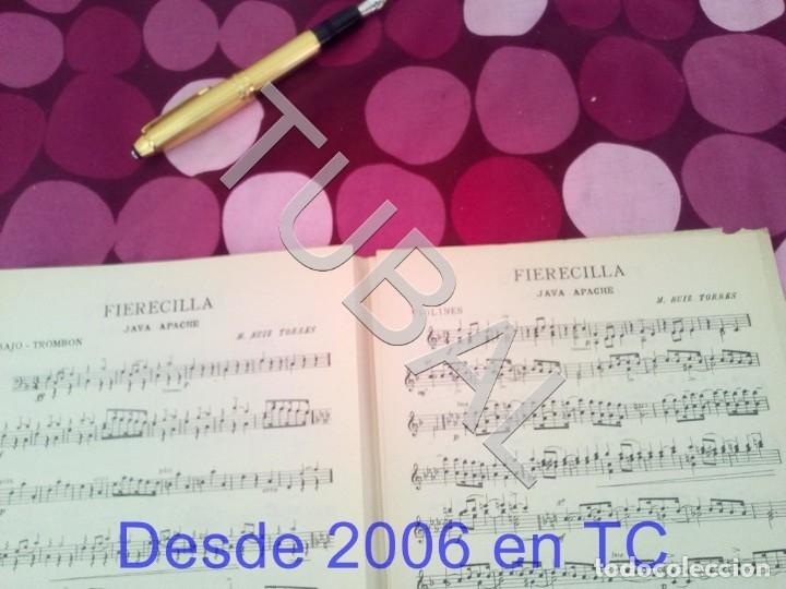 Partituras musicales: TUBAL EL COMPARSITO TANGO FRANCISCO FERRER PARTITURA ANTIGUA P1 - Foto 3 - 178711087