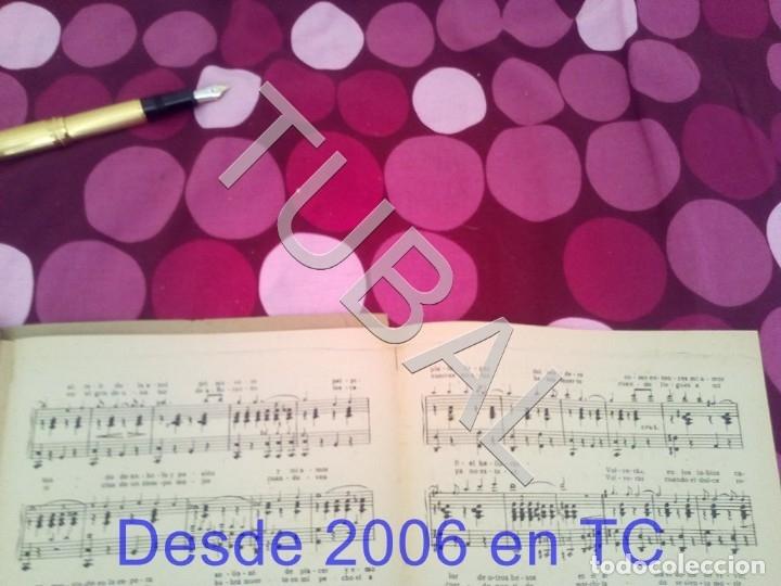 Partituras musicales: TUBAL RETORNO FOX ALFONSO DEL VALLE 1942 PARTITURA ANTIGUA P1 - Foto 14 - 178711411