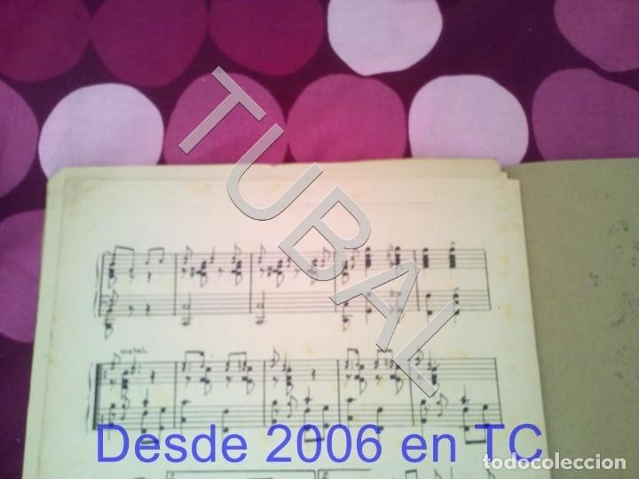 Partituras musicales: TUBAL RETORNO FOX ALFONSO DEL VALLE 1942 PARTITURA ANTIGUA P1 - Foto 15 - 178711411