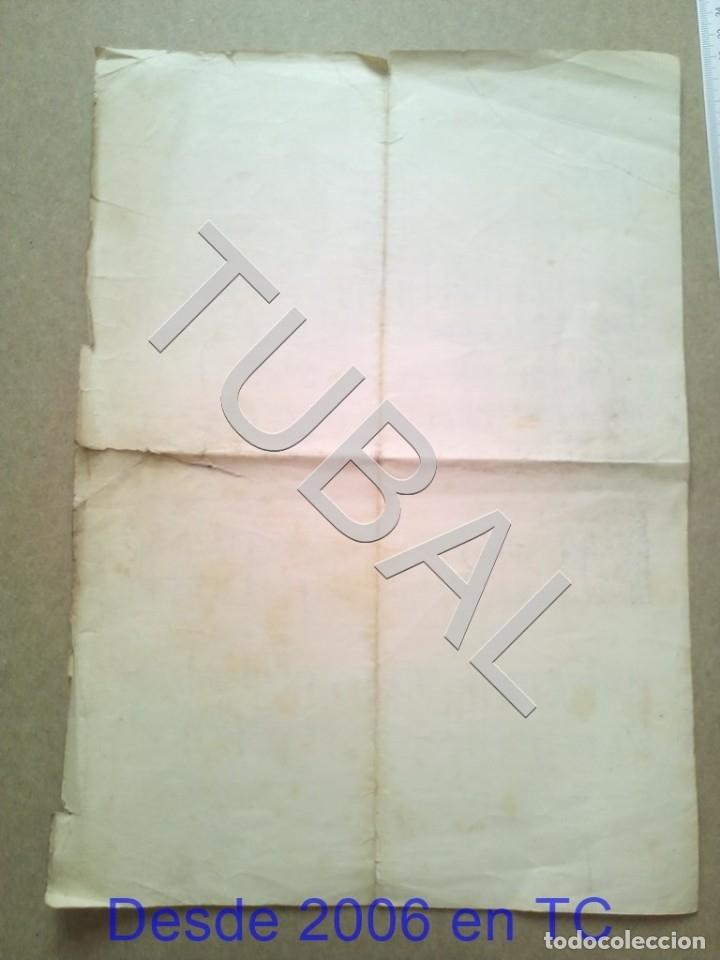 Partituras musicales: TUBAL ANTIGUA PARTITURA JUAN DOTRAS PASTOR BESOS Y MORDISCOS FOX TROT P1 - Foto 4 - 178919097